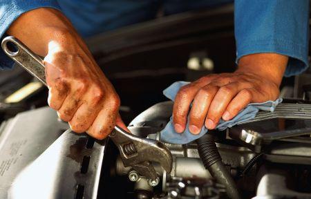 Обслуживание газового оборудования для машин